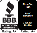 Able Moving & Storage is a BBB Accredited Mover in Beaumont, TX