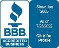 Twin Lakes is a BBB Accredited Resort in Cleveland, TX